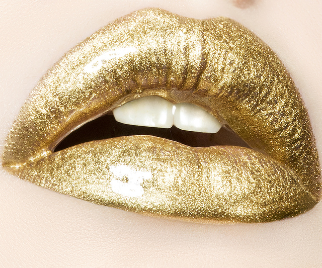 , 'Gold Lips,' , ArtStar