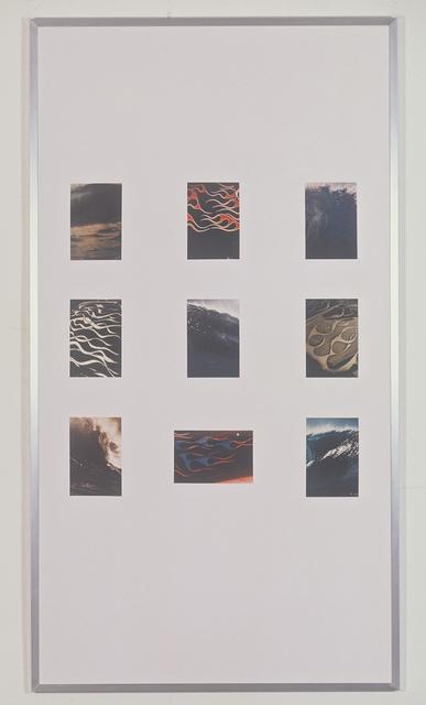 , 'Gang (Waves),' 1986, Galerie Isabella Czarnowska