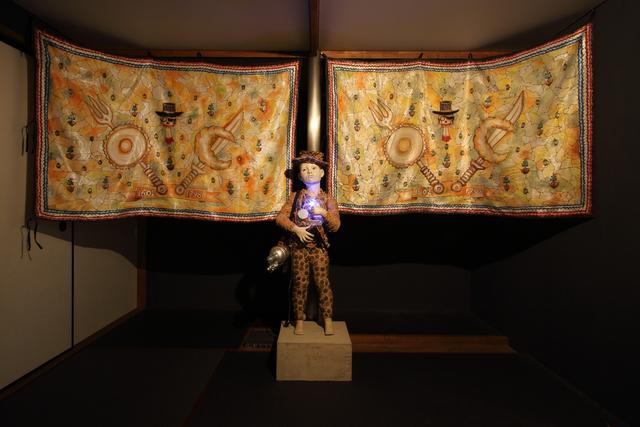 , 'V.O.C.s Flags,' 2016, Mizuma Art Gallery