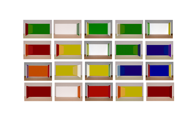 , 'Color is my Business,' 2012-2016, Mor Charpentier