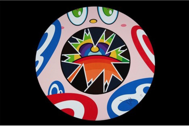 Takashi Murakami, 'We Are The Square Jocular Clan Print #1', 2018, Dope! Gallery