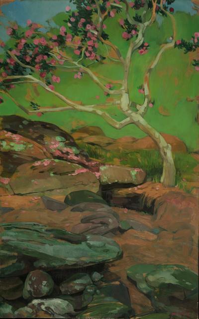 , 'Camellia Tree in Rocks at Bellingrath ,' 2017, LeMieux Galleries