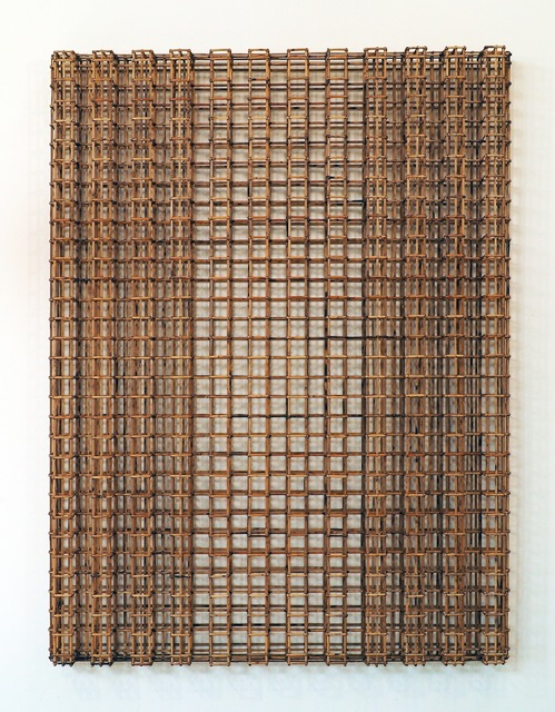 , 'Wall Structure No. 2,' 2015, Tyler Rollins Fine Art