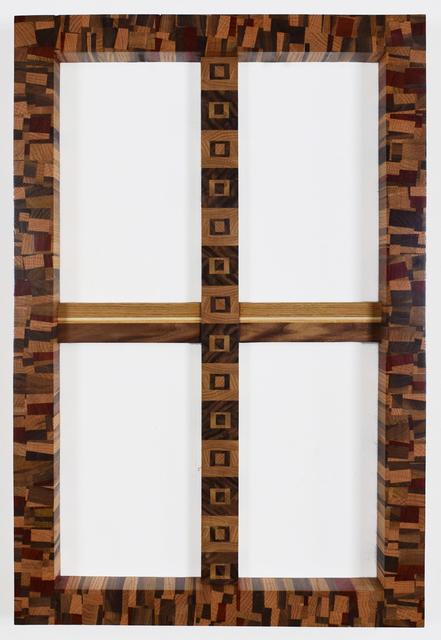 , 'Woodgrain 1,' 2016, Erin Cluley Gallery