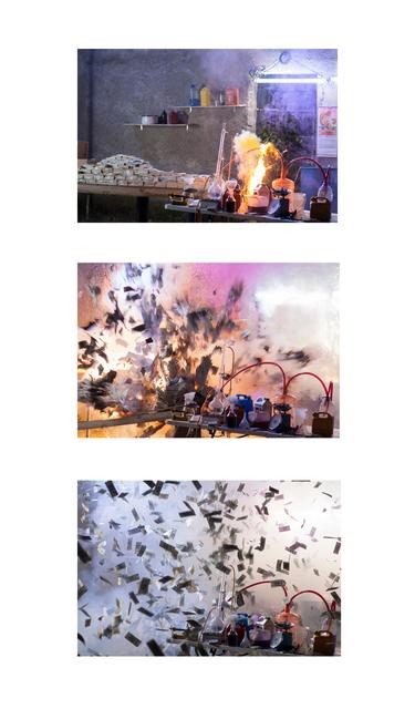 , 'Enter the dragón,' 2015, Galeria Enrique Guerrero