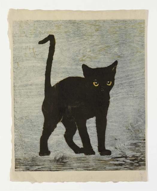 , 'Black Cat,' 2015, Stephen Friedman Gallery