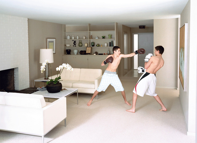 Jeff Wall, 'Boxing', 2011, Gagosian