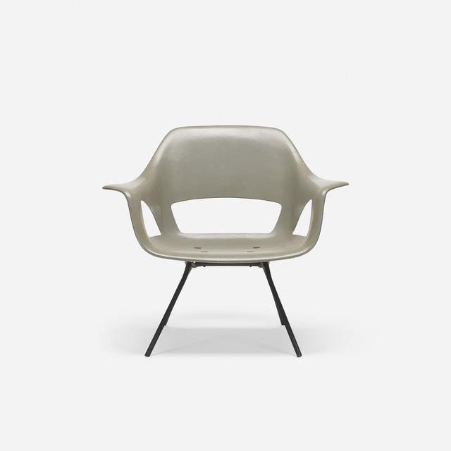 'Armchair', c. 1960, Wright