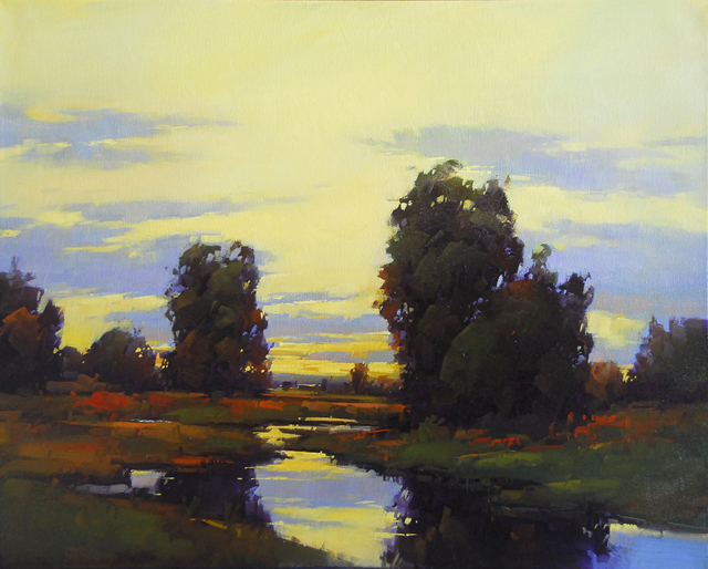 Gregory Stocks, 'Sunset Vista', 2017, A Gallery