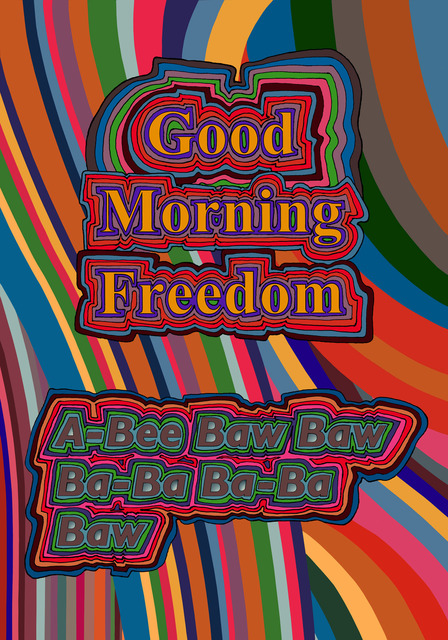 Sonia Boyce, 'Good Morning Freedom', 2013, Iniva