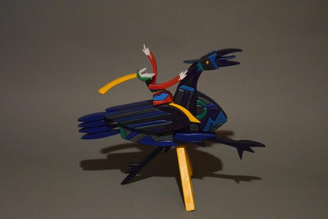 Werner Arnold, 'Rider', 2018, Gallery 78
