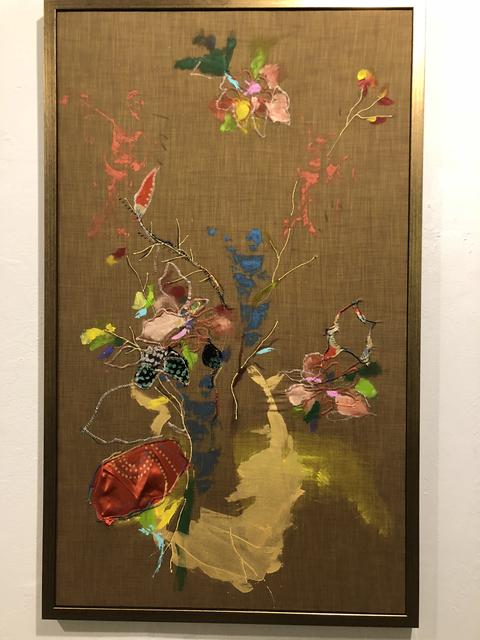, 'Golden Vase II,' 2018, Art Space SAY
