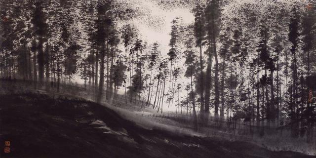 XiaoHai Zhao 赵小海, 'Distant Light', 2015, White Space Art Asia
