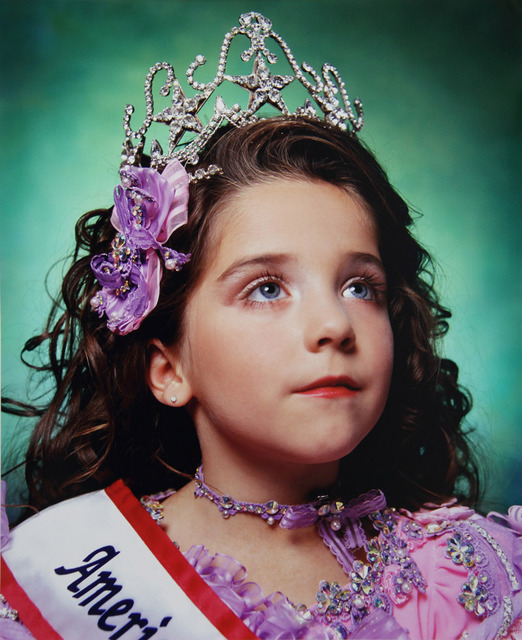 , 'America (Jewel-Joy Stevens, America's Little Yankee Miss),' 2003, ClampArt