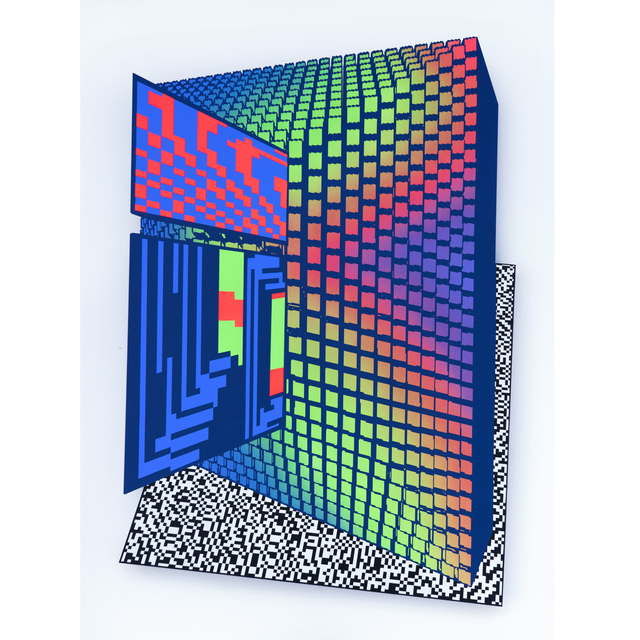 , 'Multistellar,' 2017, GR Gallery