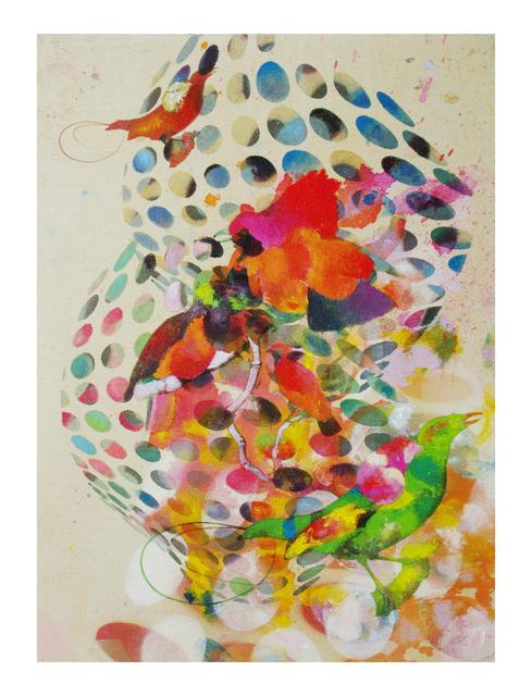, 'Birds 025B,' 2017, Artgráfico