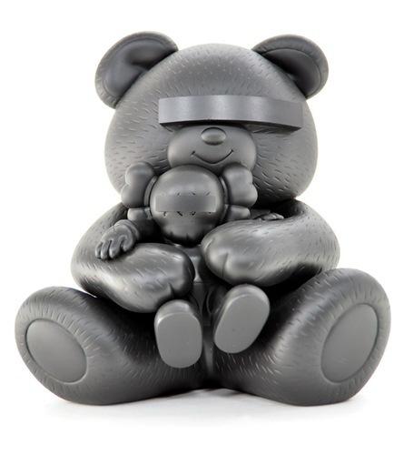 KAWS, 'Undercover Bear (Black)', 2009, MSP Modern