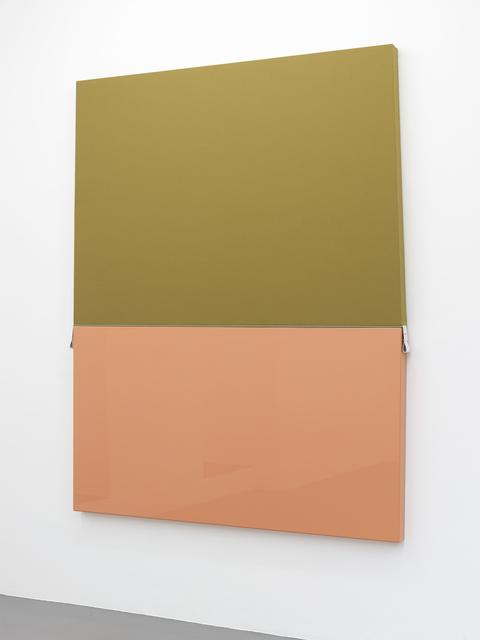 , 'Dropit (Armchair),' 2016, Galerie Christian Lethert