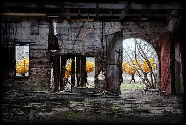 , 'Abandoned,' , Pucker Gallery