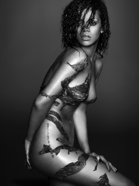 , 'Rihanna Body Art,' 2011, Nomad Two Worlds Gallery