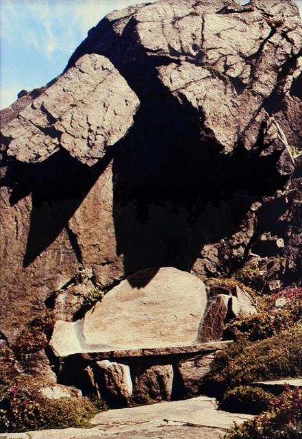, 'Untitled, (Rock Chair),' ca. 1980, Cosmocosa