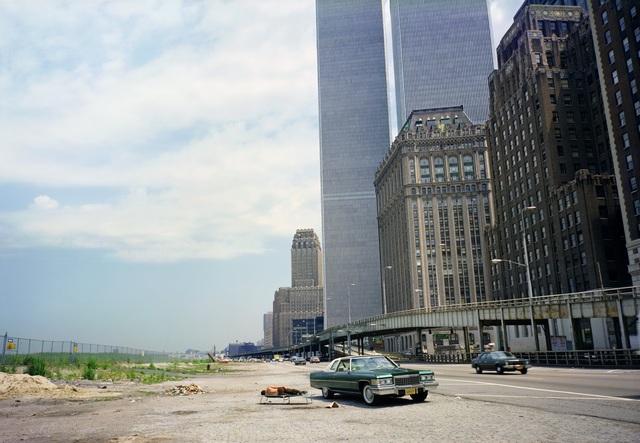 , 'West Side Highway, New York City,' 1977, Galerie Thomas Zander