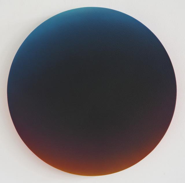 , 'Black Gradient 1,' 2018, Urban Spree Galerie