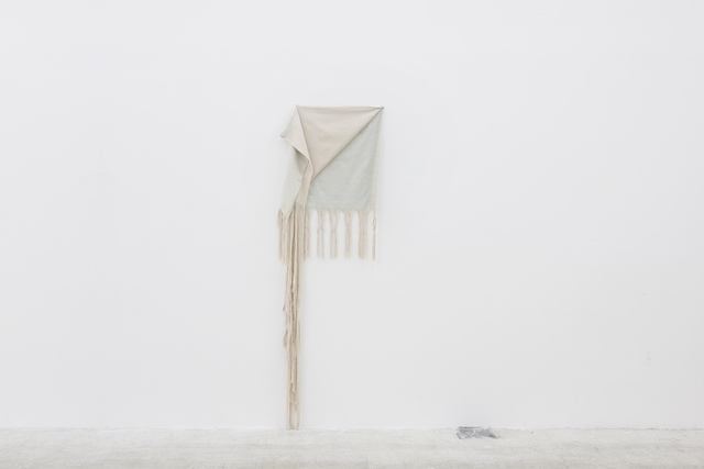 , 'Blue Cotton with Canvas,' 2013, Emerson Dorsch