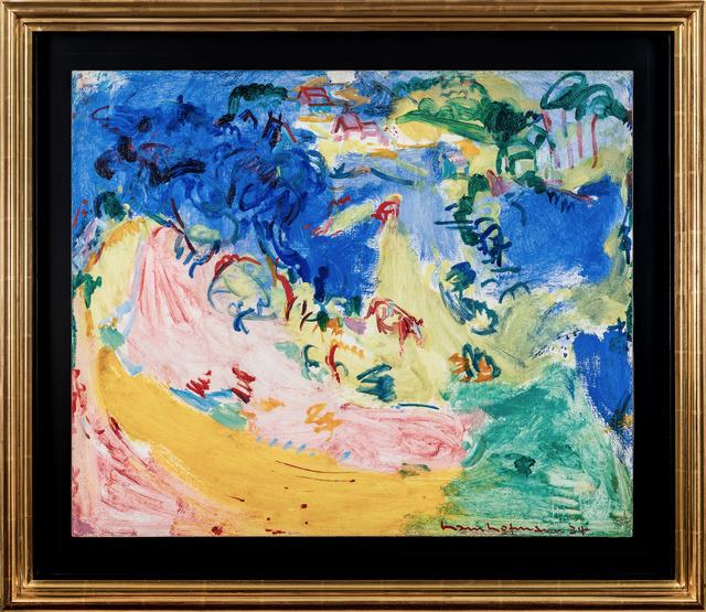 , 'Landscape No. 130,' 1934, Vallarino Fine Art