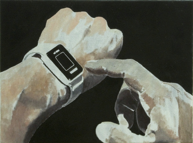 , 'Apple Watch Series 2,' 2016, Battat Contemporary