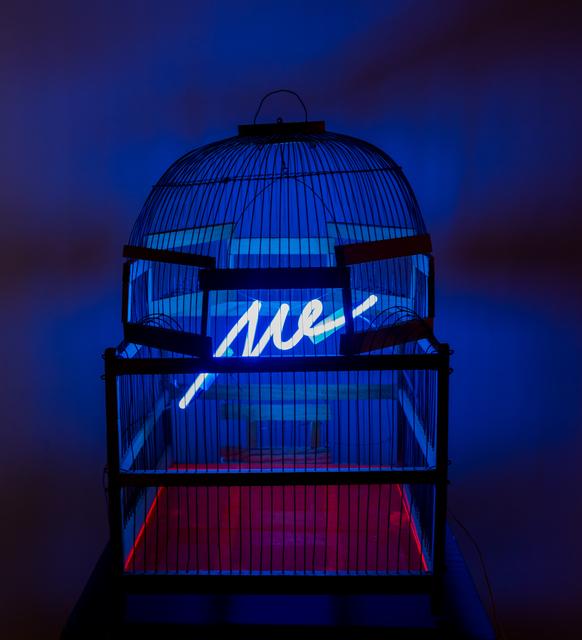 , 'Me Cage,' 2018, MAIA Contemporary