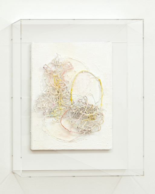 , 'Pipe Cleaner Artist Maquette / Studio Construction #16,' 2014, Galerie Rüdiger Schöttle