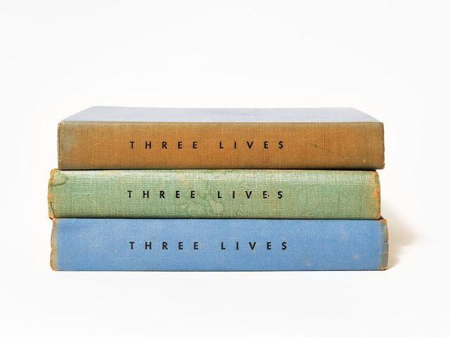 , 'Three Lives,' 2018, McEvoy Foundation for the Arts