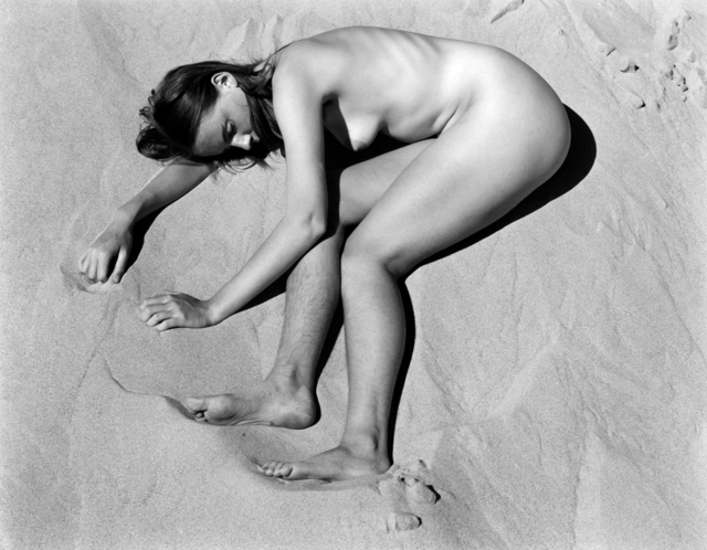 , 'Nude on Sand (228N),' , Weston Photography LLC