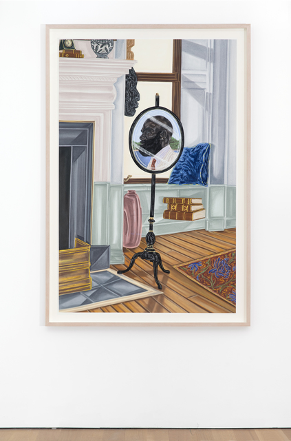 , 'The Privilege of Placement,' 2017, Jack Shainman Gallery