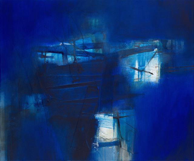 , 'Nocturne no.3,' 2016, Waterhouse & Dodd