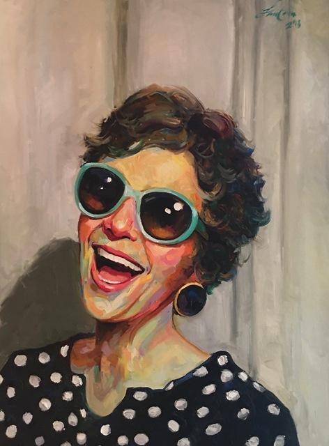 , 'H8r Blockerz,' , Beverly McNeil Gallery