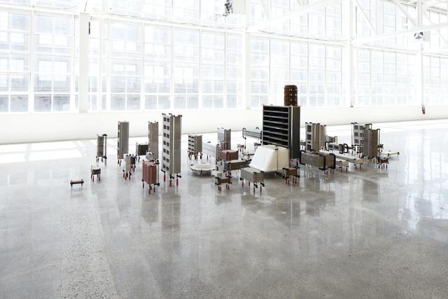, 'American Brutalism,' 2015, Instituto de Visión