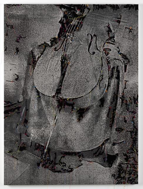 , 'Deciphering the artist's mind:...(studio FMU),' 2018, Galerie Fons Welters