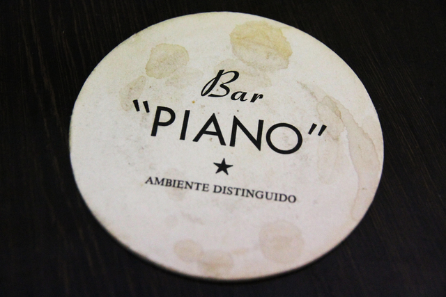 , 'Bar Piano II (Mahogany Baby Grand), 2014,' 2014, MULHERIN
