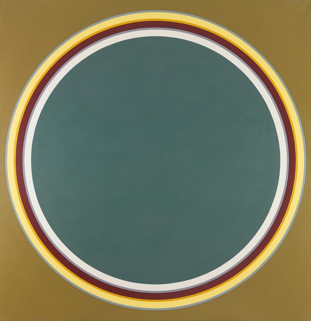 , 'Disc #7,' 1970, Vallarino Fine Art