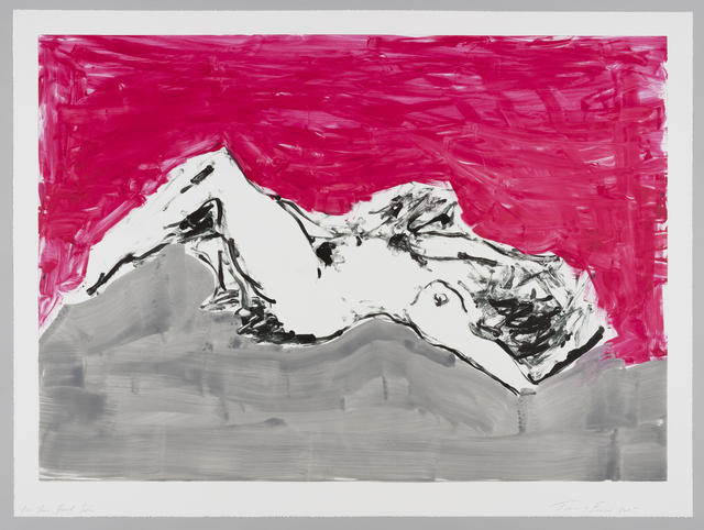 Tracey Emin, 'In Your Good Sea', 2015, Carolina Nitsch Contemporary Art