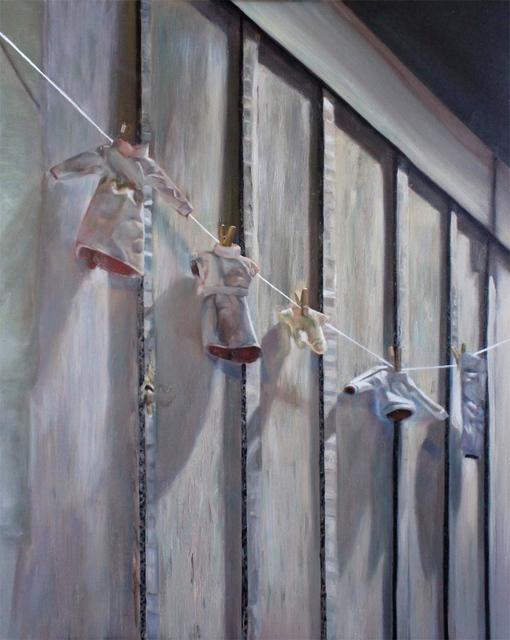 , 'Hung to Dry,' 2018, Joshua Tree Art Gallery
