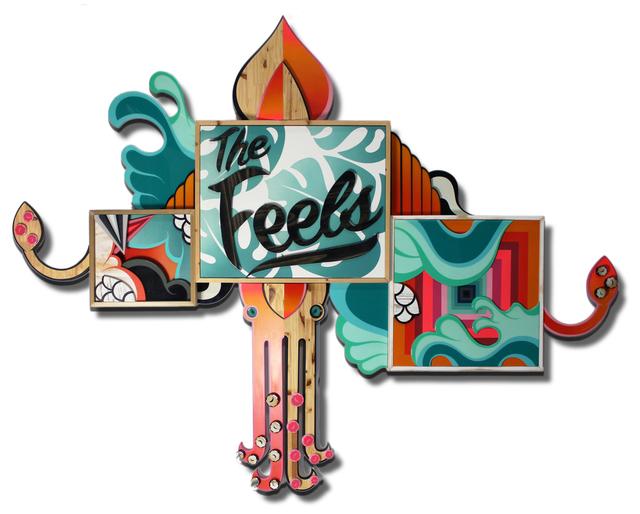 , 'The Feels,' 2018, Paradigm Gallery + Studio