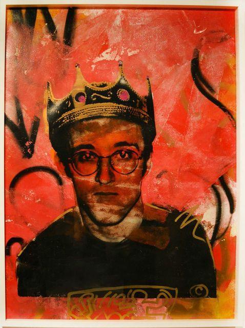 Skyler Grey, 'King Haring Orange', 2014, Avant Gallery