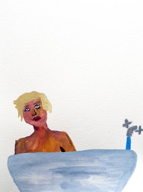 , 'Men in Bath 2,' 2015, Childs Gallery