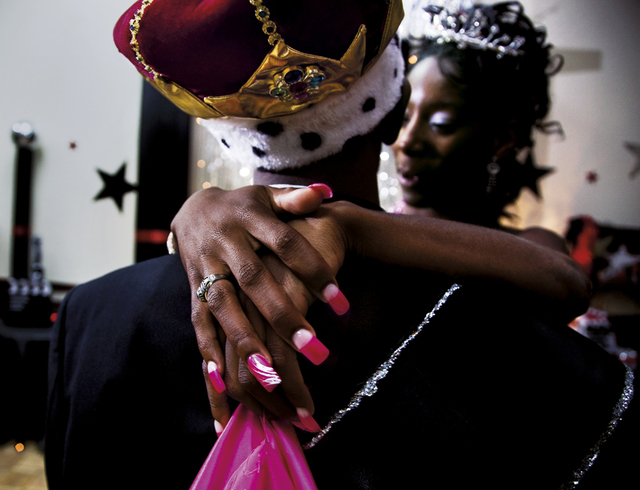 Gillian Laub, 'Prom king and queen, dancing at the black prom', ca. 2009, Benrubi Gallery