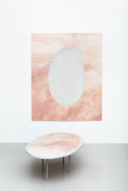 , 'Renovation (sky),' 2018, Galerie Anhava
