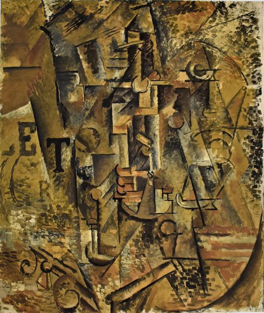 Pablo Picasso, 'The Bottle of Rum', 1965, Gilden's Art Gallery