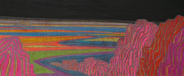, 'The Human Ridge 31,' 2016, Powen Gallery